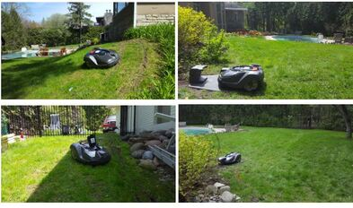 YARMAND Ottawa AutoMower Robot Mower
